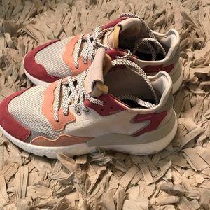 Adidas Nite Joggers Pink
